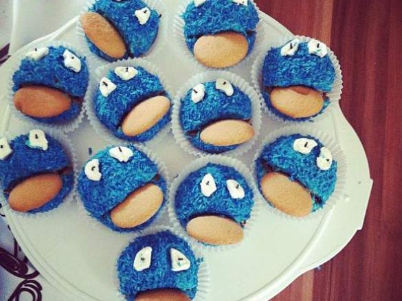 Krumelmonster Cupcakes Muffins Von Dani Martin Ein Thermomix