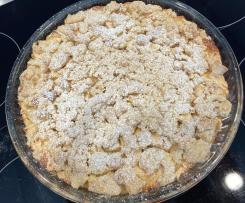 Obst-Streusel-Kuchen (Quark-Öl-Teig)