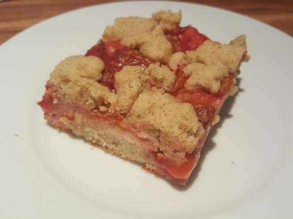 Veganer Zwetschgenkuchen Von Lisa Stephanie Ein Thermomix Rezept