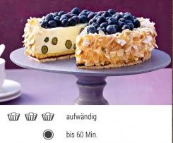 Heidelbeer-Vanillecreme-Torte (Dr.Oetker)
