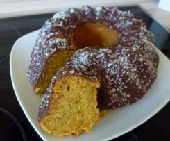 Coco Carrot Cake - exotischer Karottenkuchen