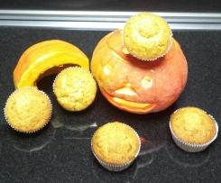 Weiße Schoko- Muffin