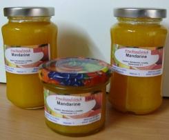 Mandarinen Fruchtaufstrich