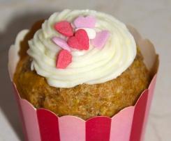 Holunder Cupcake