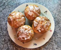 Zitrone-Mohn Muffins