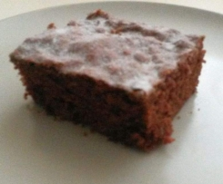Walnuss Brownies
