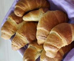Softe Croissants