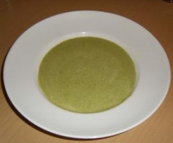 Broccolicremesuppe (Variante)
