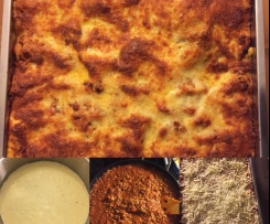 Lasagne Bolognese - für uns die leckerste Lasagne