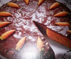 Möhrenkuchen ohne Mehl