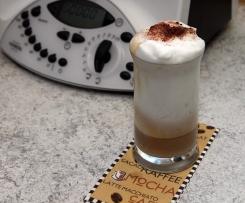 Milchschaum z.B. für Latte Macchiato