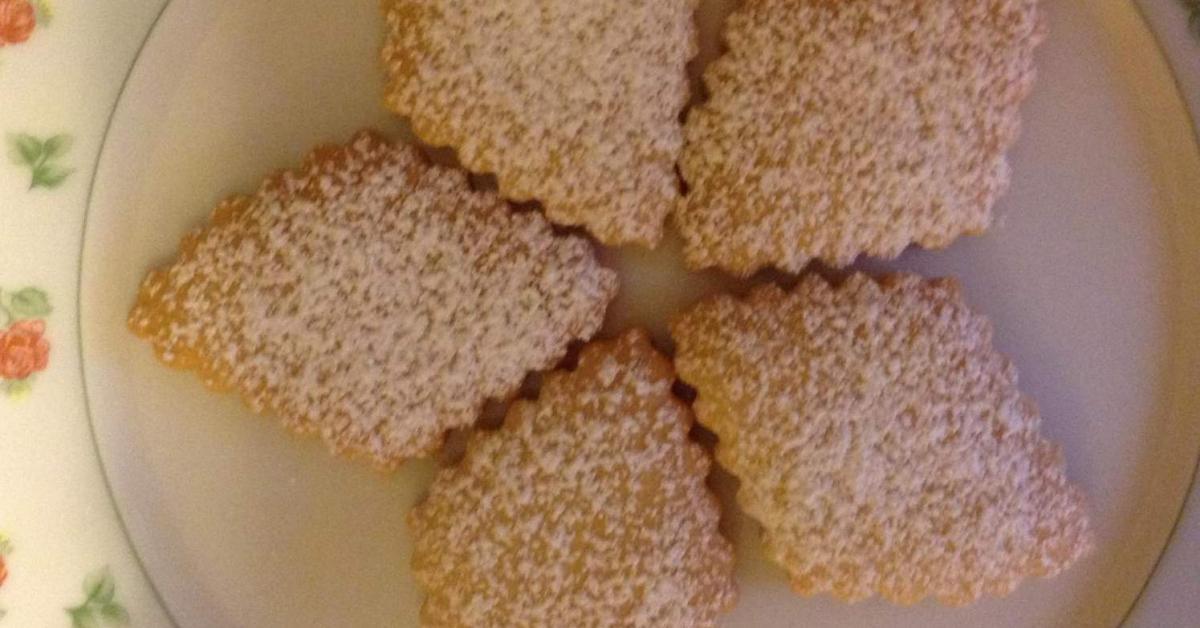butterplätzchen nach omas rezept