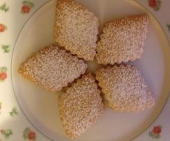 Butterkekse nach Oma's Rezept / Namenskekse