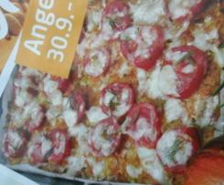 Kartoffel-Kürbis-Pizza