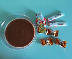 Schokopudding aus Deiner Lieblingsschokolade