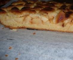 Apfelkuchen aus dem hessischen Weiltal