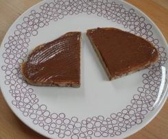 Nuss-Schoko-Aufstrich (laktose- und fructosearm)