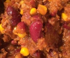 das beste Chili con Carne