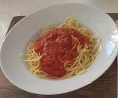 Spaghetti all Arrabiata