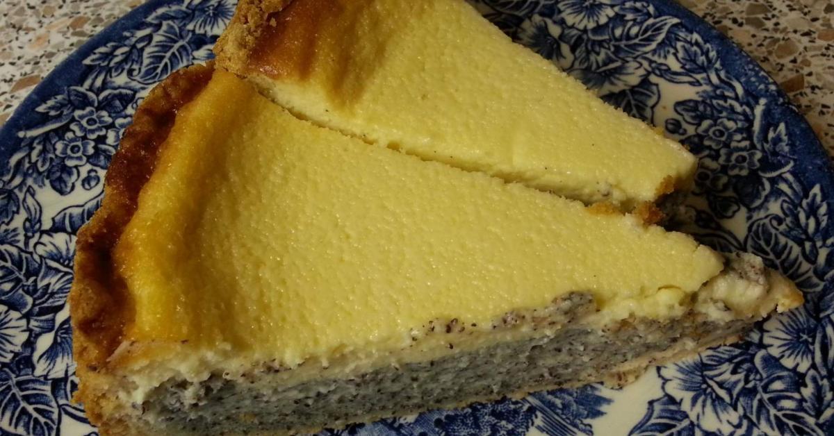 Mohn Schmand Kuchen Von Linedancefan Ein Thermomix Rezept Aus Der