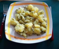 Kräuterkartoffeln / Butterkartoffeln