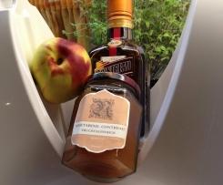 Nektarine- Contreau- Fruchtaufstrich