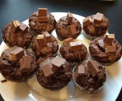 KitKat-Muffins