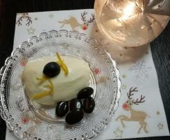 Limoncellomousse, schnelles und leckeres Mousse