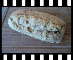 Histaminarmes Buttermilch-Soda-Brot (ohne Hefe/Backpulver)