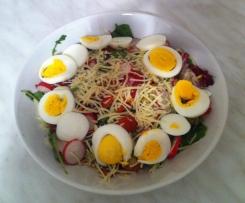 Super leckere Salatsoße auf Vorrat