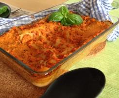 Karotten-Lasagne