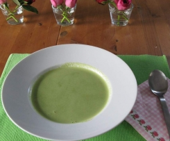 Bärlauch-Suppe