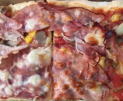 Glutenfreier Pizzateig ohne Hefe