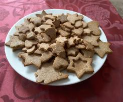 Linzer Oat cakes