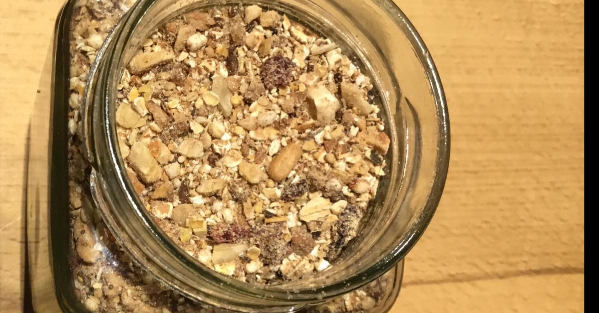 Musli Mix Nach Jamie Oliver Von Aninia Ein Thermomix Rezept Aus Der Kategorie Grundrezepte Auf Www Rezeptwelt De Der Thermomix Community