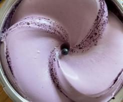 Protein Frucht Mousse/Fluff