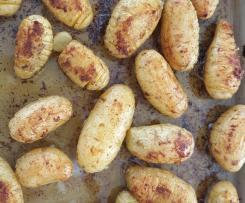 Ofenkartoffeln à la Thermiküche Maichingen