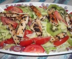 Honig-Senf Salatdressing :)
