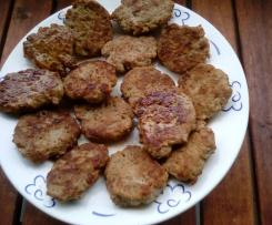 Old fashioned southern breakfast sausage