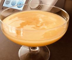 Pfirsich-Mango-Cocktail
