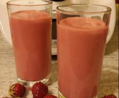 Erdbeer - Buttermilch