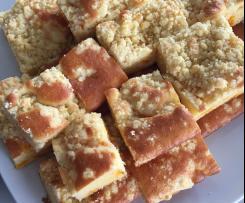 Mandarinen-Streusel-Kuchen
