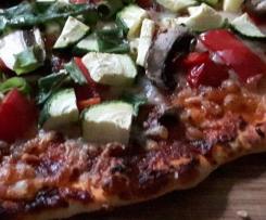 Beste Pizzasoße - etwas aufwändig, dafür unschlagbar!