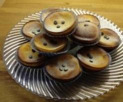 Cheese Cake Muffins