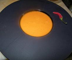 Karibische Kürbissuppe