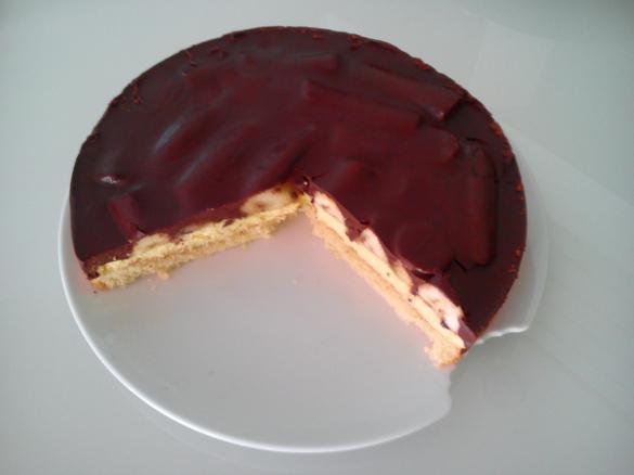Bananenkuchen Inspiriert Von Einem Superleckeren Kuchen Auf Der