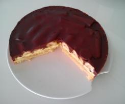 Bananenkuchen ( inspiriert von einem superleckeren Kuchen auf der Aida)