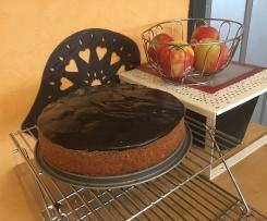 Brasilianischer Möhrenkuchen