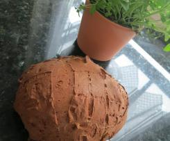 Kartoffelfaserbrot Low Carb