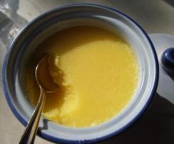 Ghee ayurvedisches Butterschmalz